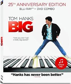 Big (25th Anniversary Edition) (Blu-ray/DVD) 11791117