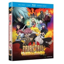 Fairy Tail: The Movie: Phoenix Priestess (Blu-ray Disc) 11791121