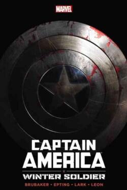 Captain America: Winter Soldier (Hardcover) 11795542
