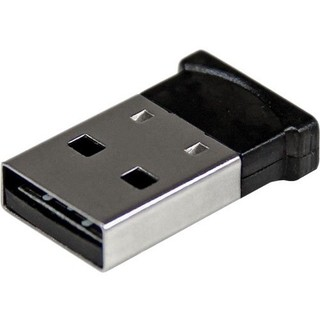 StarTech.com Mini USB Bluetooth 4.0 Adapter - 50m(165ft) Class 1 EDR