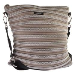 Women's BAM BAGS Xander Bag Sand/Silver