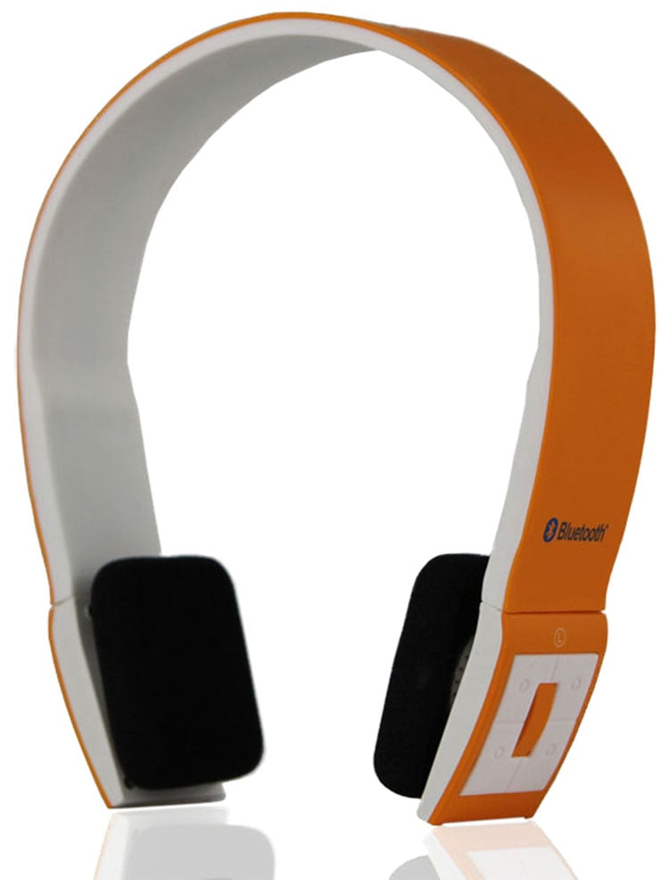 QuantumFX Bluetooth Stereo Headphones With Microphone