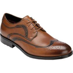 Men's Rockport Fairwood Wingtip Light Tan Leather