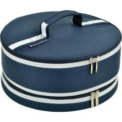 Picnic at Ascot Pie/Cake Carrier Bold Navy 13025405