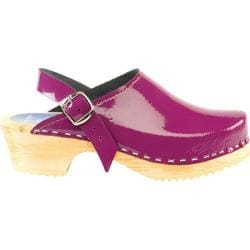 Girls' Cape Clogs Purple Patent Purple Patent Leather
