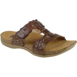 Women's Kalso Earth Shoe Encore Bat Brown Full Grain Leather