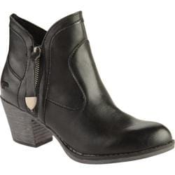 Women's Rocket Dog Sidney Black Bromley PU