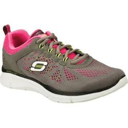 Women's Skechers Equalizer New Milestone Gray/Pink