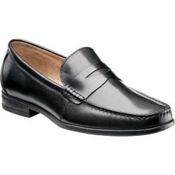 Men's Nunn Bush Westby Penny Black Leather