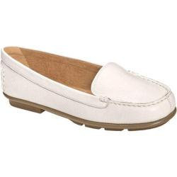 Women's Aerosoles Nu Day White Leather