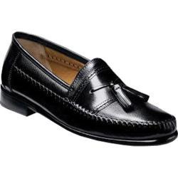 Men's Brass Boot Alfredo Black Deerskin/Leather 13420993