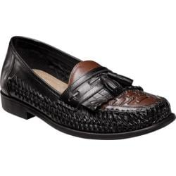 Men's Brass Boot Landmark Black Multi Leather
