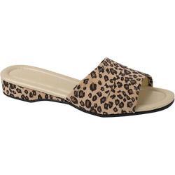 Women's Daniel Green Dormie Cheetah Micro-Suede
