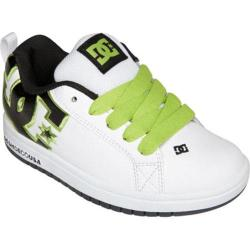 Boys' DC Shoes Court Graffik Green