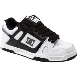 Men's DC Shoes Stag White/Black Basic