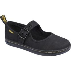 Women's Dr. Martens Carnaby Mary Jane Black Canvas