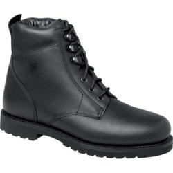 Men's Drew Pioneer Black Leather
