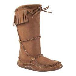 Women's Durango Boot RD066 12in Santa Fe Tall Moccasin Desert Tan