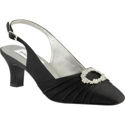 Women's Dyeables Ann Black Satin
