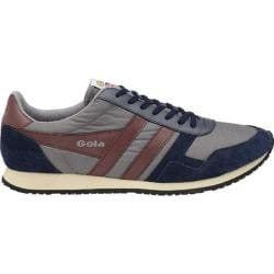 Women's Gola Spirit Grey/Navy/Burgundy