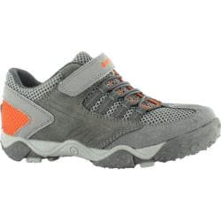 Children's Hi-Tec Figaro Jr Charcoal/Grey/Tangelo