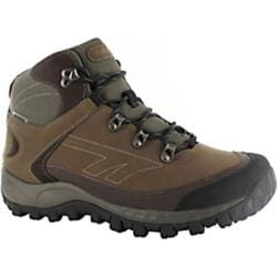 Men's Hi-Tec Quest Hike WP Dark Chocolate