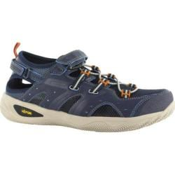 Men's Hi-Tec Rio Adventure Navy/Graphite/Orange
