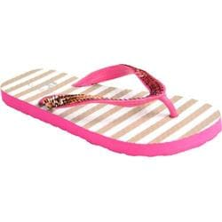 Women's Nomad Flare Pink Stripe
