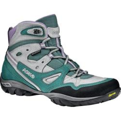 Women's Asolo Athena WP Petroleum/Flint Grey