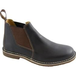 Blundstone 1312 Stout Brown Leather/Brown Gore