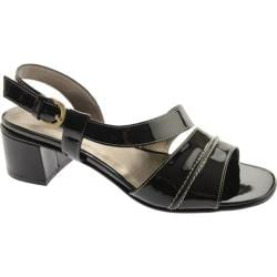 Women's David Tate Nessie Black Patent