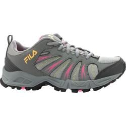 Women's Fila Trailbuster 2 Monument/Dark Shadow/Knockout Pink
