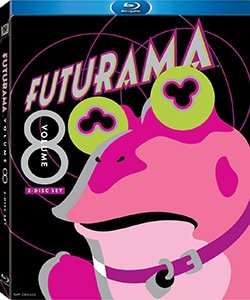 Futurama: Vol. 8 (Blu-ray Disc) 11820726