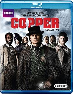 Copper: Season Two (Blu-ray Disc) 11820762