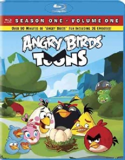 Angry Birds Toons: Volume 1 (Blu-ray Disc) 11834918