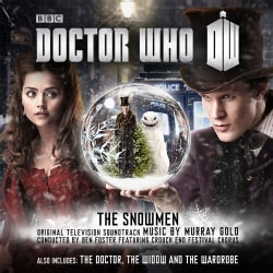 MURRAY GOLD - DOCTOR WHO:SNOWMEN/THE DOCTOR WIDOW & THE WARDROBE 11835761