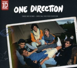 ONE DIRECTION - TAKE ME HOME: SPECIAL DELUXE 11866646