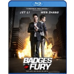 Badges of Fury (Blu-ray Disc) 11893771