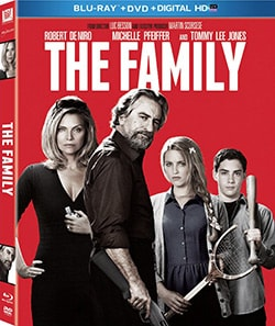 The Family (Blu-ray/DVD) 11894501