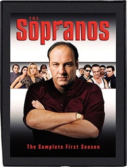 The Sopranos: The Complete First Season (DVD) 11894518