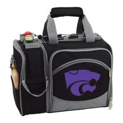Picnic Time Malibu Kansas State Wildcats Embroidered Black 11926054