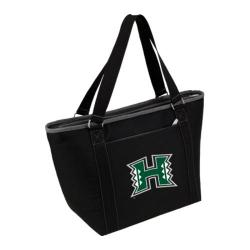 Picnic Time Topanga Hawaii Warriors Print Black