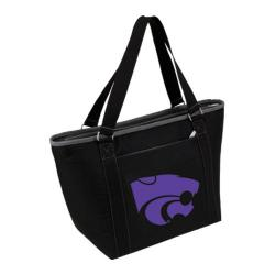 Picnic Time Topanga Kansas State Wildcats Embroidered Black 11926146