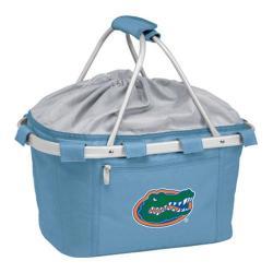 Picnic Time Metro Basket Florida Gators Embroidered Sky Blue 11926209