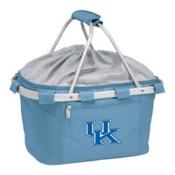 Picnic Time Metro Basket Kentucky Wildcats Embroidered Sky Blue 11926229