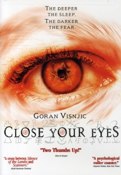 Close Your Eyes (DVD) 958105