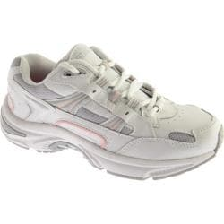 Women's Vionic with Orthaheel Technology Walker White/Pink