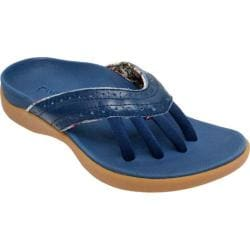 Women's Wellrox Becca Navy Leather