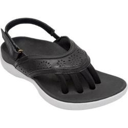 Women's Wellrox Nia Black Leather