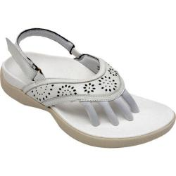 Women's Wellrox Nia White Leather